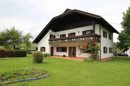 Ein-/Mehrfamilienhaus mit großem Grundstück in der Gemeinde St. Jakob im Rosental