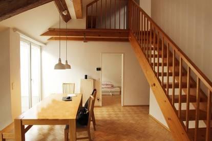 3,5 Zimmer Wohnung mit Balkon in der Rainerstraße