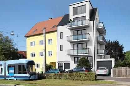 Ihr Penthouse in Linz auf 2 Ebenen