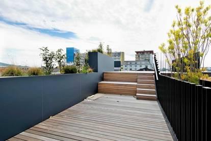 DAS Penthouse in Linz Schillerstraße