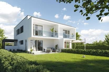 --Baustart erfolgte-- bereits**Moderne Doppelhaushälfte
