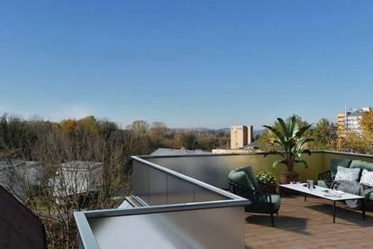 Ihr Penthouse in Linz