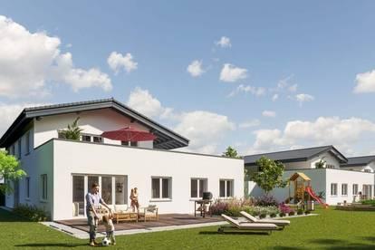 Neubauprojekt in Vorchdorf Wohnen im Grünen