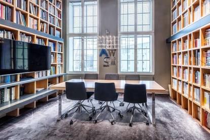 Linzer Tuchfabrik Einzigartiges Büro