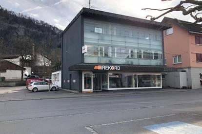 Zentral gelegene Büroräumlichkeit in Götzis