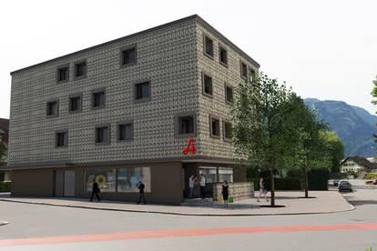 OSWALDhoch3 - 2-Zimmer-Terrassenwohnung, Top 4 - Leben Mitten in Dornbirn