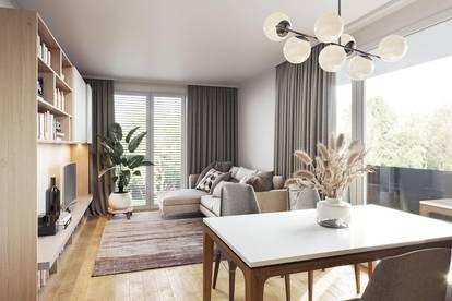 NEUBAU(T)RAUM - 3 Zimmer - Terrasse und Garten - Wohnpark Primelweg