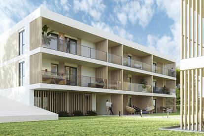 COMING SOON! NEUBAU(T)RAUM in Straßgang! Nachhaltiger Wohnbau in beliebter Lage! Wohnpark Primelweg!