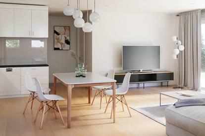 NEUBAU(T)RAUM - 91,5m² - Garten & Terrasse - 4-Zimmer - Gutenbergstraße