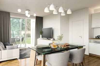 LETZTE verfügbare Wohneinheit! - 3 Zimmer - exklusive Freifläche - See/ Zentrumsnähe -LAKELIFE VELDEN