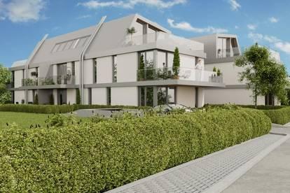 Erstbezug Sommer 2020! Modernste Erdgeschosswohnung in ruhiger Siedlung in Velden´s Zentrum!