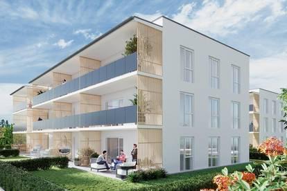 Großartiges Neubauprojekt in Graz - 2-Zimmer Neubaueigentum im 2.OG!