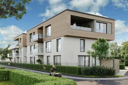 Neubauprojekt! 3-Zimmer! Seenähe! Zentrumslage! LAKELIFE - Wohnen am Puls der Zeit!