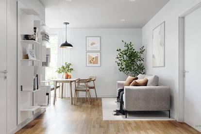 NEUBAUPROJEKT - Stadt.Land.Thal - Gartenwohnung mit Blick ins Grüne - 3-Zimmer