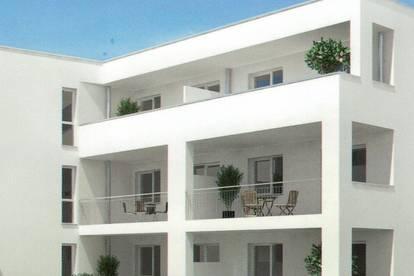 2-Zimmer Neubau-Mietwohnung mit 25m2 Garten/Loggia und Terrasse in Frankenmarkt-Provisionsfrei !