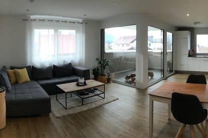 Neue exklusive Wohnung mit Terasse in Feldkirch