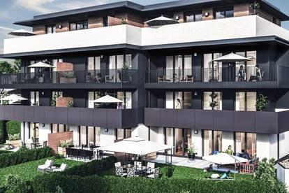 NEUE wunderschöne 3-Zimmerwohnung mit Garten