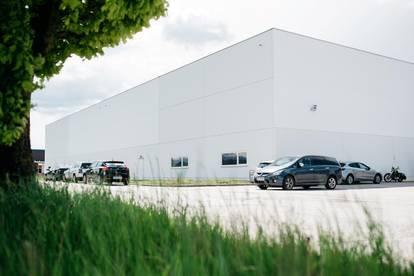 Lagerhalle Sierning, Steyr, freie Lager- und Produktionsflächen