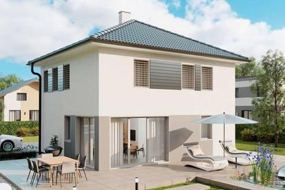 Süße Villa für wachsende Familien