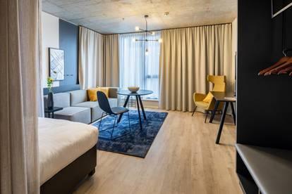 JOYN Serviced Apartment-TOP Lage-jetzt buchen! Möbliertes Apartment zum All-Inclusive Mietpreis!