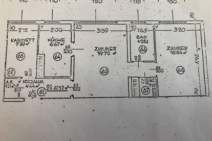 Ab sofort! - Schöne 3-Zimmer-Wohnung inmitten von Klagenfurt zu vermieten