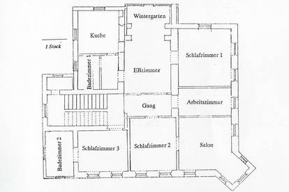 Geschichtsträchtiges, modernisiertes Herrenhaus mit großem Grund und Eignung als Mehrfamilienhaus - ready to move in!