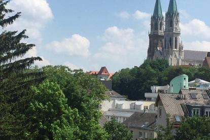 Exklusive Altbauwohnung, in ruhiger zentraler Lage in Klosterneuburg