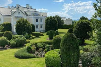 American Lifestyle im Fontana Wohnpark: 3-Zimmer - Terrassenwohnung mit privatem Badeteich-Zugang und Garage