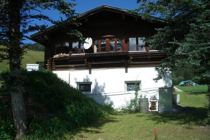 Holzblockhaus, Gasthaus, Hütte, Almhütte, Stadel, Renditeobjekt