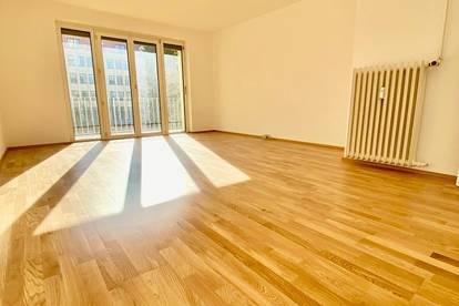 *TRENDBEZIRK LEND* Zentral gelegene 67m² Wohnung mit 2 Loggien