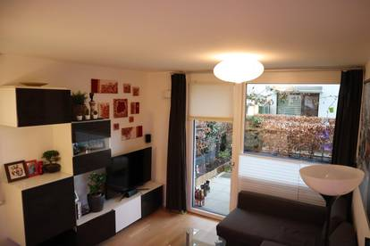 Schöne 2-Zimmer-Wohnung mit Garten zur Zwischenmiete in Salzburg Stadt ab ca. September 2020