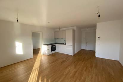 NEU|Provisionsfrei - U1-Oberlaa - Ruhige Westbalkon Wohnung - ERSTBEZUG