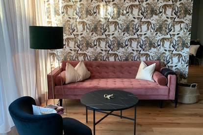 Möblierte Design Wohnung - im Zentrum