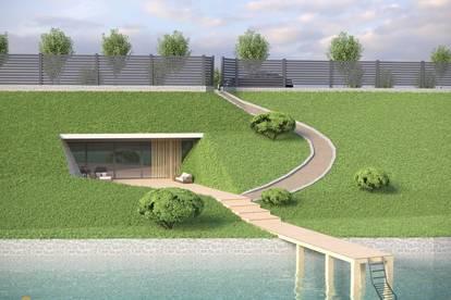 Exklusives Seegrundstück am Attersee - Provision übernimmt der Eigentümer!