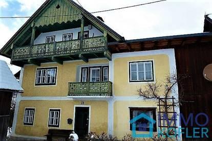 """Typisches Goiserer Haus auf der """"Sunnseitn"""""""