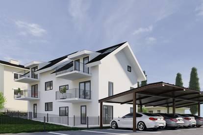 3-Zimmer-Dachgeschosswohnung im Zentrum von Henndorf