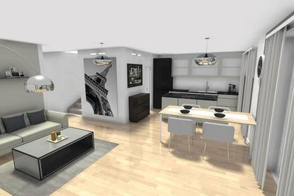 family.LIVING: Exklusive 3-Zimmer-Wohnung