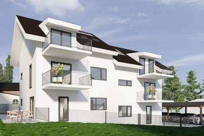4-Zimmer-Dachgeschosswohnung im Zentrum von Henndorf