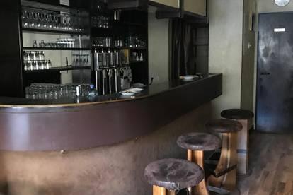 Kleine gemütliche Bar