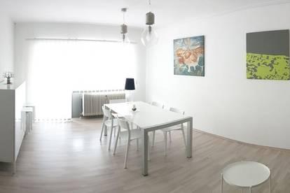 Helle, zentral gelegene 90m²-Wohnung mit großem Garten