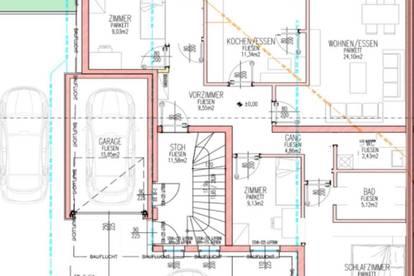 Doppelhaushälfte zu vermieten / Erstbezug / Provisionsfrei / mit Keller, Garten / Pool
