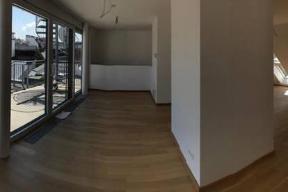 Penthouse mit über 100 m2 Terrassen