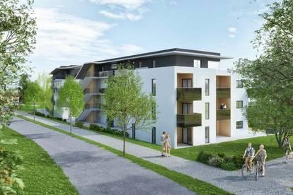 Neubau! Exklusive Eigentumswohnung mit Loggia und Garten in Hartberg