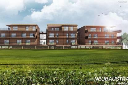 BAUSTART ERFOLGT - Penthouse! Moderne 4-Zimmer-Neubauwohnung mit Dachterrasse in Bad Radkersburg