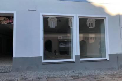 Geschäfts- bzw. Gastronomieflächen bis zu 200 m²