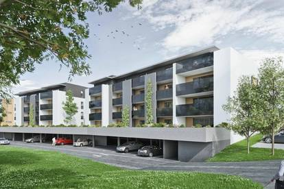 Penthouse! Stilvolle Neubauwohnung mit großzügiger Dachterrasse in Hartberg
