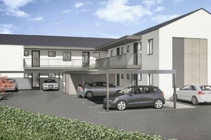 *Neues Projekt in Pirching/Gleisdorf* 50-56m² mit perfekter Anbindung!