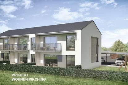 Neubau! 10 stilvolle Eigentumswohnungen in Pirching