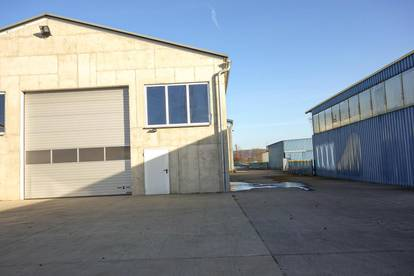 Großzügige Lager- und Bürofläche auf ca. 6.000 m² großem Grundstück