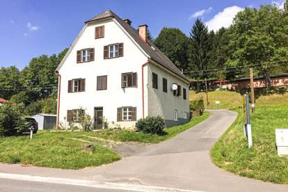 Wohnhaus mit 2 Wohneinheiten Nähe Bad Gleichenberg mit 2.500 m² Grundstücksfläche